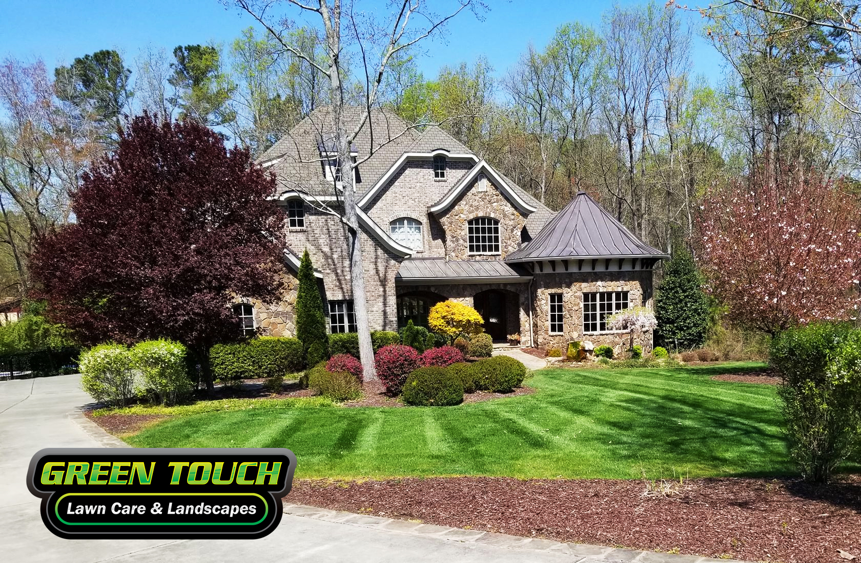 Lawn Care Landscaping Raleigh Clayton Wake Forest Smithfield North Carolina